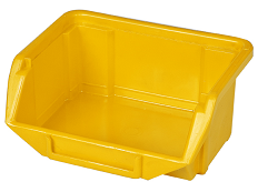 Ecobox mini żółty 110x90x50mm